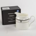 Creamer Oneida Deauville Bone China *59.99* Heirloom Litho Boxed