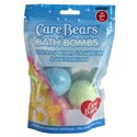 Bath Bomb 3pk Care Bears 3 - 1.76oz Each Peggable Bag