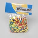 Rubber Bands 3oz Bag Asst Sizes Colors Stat Pbh