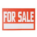 For Sale Sign Jumbo 25x16x9 In Upc Label