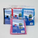 Laundry Bag Mesh W/drawstring 24x36 Black/pink/red/blue Cleaning Pbinsert
