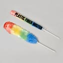 Duster Magic Fiber 27in Total Length-rainbow Color Printed Pb Sleeve