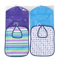 Clothespin Bag 4ast/2styles Prntd Poly Or Solid Nonwoven W/plastic Hook In Prntd Polybag