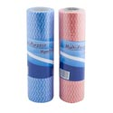 Cloth Multi-purpose Wipes 25 Sheet Roll 9x12in Poly Spunlace 2ast Colors Shrink W/insert Card