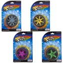 Yo Yo Wheel Rim Metallic 4ast Colors 2.5in Blister Card