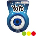 Yo-yo Lightup W/eyeball Design 3asst/blister Card