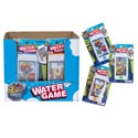 Water Game Pocket Travel 3ast Colors In 24pc Pdq 7.87 X 8.26 X 7.48in Pdq
