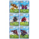 Kite Mini Planes/insect Designs 6ast On 12pc Mdsgstrip/string 5m