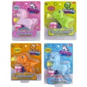 Bubble Gun Unicorn Or Dino 2 Colors Each Style Blc Includes 1.7 Oz Solution