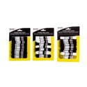 Shoe Laces Cotton 3ast 8/9pks Asst Sizes/colors Per Pack Blister Card