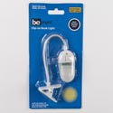 Book Light Clip-on Adjustable Led 3 Batt Incld/blister Card