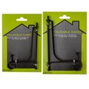 Easel Foldable Iron Black 2ast Size 5.75 & 5.125inh Tcd