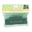 Garden & Plant Clips 20pc 2ast Size In Mesh Bag W/grdn Header