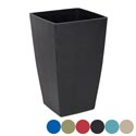 Planter Bamboo Fiber Tall 6asst 4.88x8.07inh Biodegradable