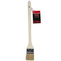 Basting Brush Bbq 13.75in Wood Handle/bristle Hair Brush Bbq Ht