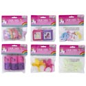 Unicorn Party Favor Assortment 6asst 2-14pks Springs/figurines/ Games/gid  Pbh