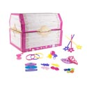 Party Favor Princess 8asst In Jewelry Box Pdq Meshbag/hangtag
