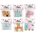 Party Favor Tasty Summer Treats 6ast 3-6pc/pbh