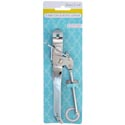 Can Opener 3-way Chrome-plated Metal/kitchen Tie-on-card