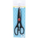 Scissors Kitchen 8.5in Plastic Handle Stainless Blade B&c Kitchen Blister Card