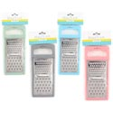 Grater Flat 3 Grating Textures 10in 4ast Colors Kitchen Pbh