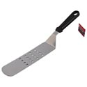 Turner Slotted Bbq 15in S/s W/plastic Handle