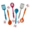 Kitchen Tools Melamine 3 Styles 4 Fall Colors Harvest Ht