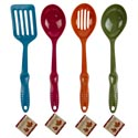 Kitchen Tools Melamine 3 Styles 4 Fall Colors Harvest/ht