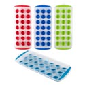 Ice Ball Tray W/easy Pop Out 21slots/4ast Summer Colors Summer Ht