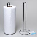 Paper Towel Holder Upright 12.5 Chrome Plated B&c Ht