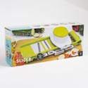 Mandoline Slicer 5-n-1 8pc B&c Color Box *18.99*