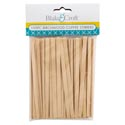 Coffee Stirrers 5in Birchwood 100ct Kitch/pbh 12pc Mdsgstrip