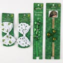 Headband St.pat 4ast Styles 2 Bows/2 Sequin Bands/stpat Pb Insert Card/headercard
