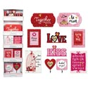 Valentine Wall/table Decor 30pc Shipper 10ast Frame/hook/sign Table Decor Power Panel