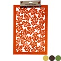 Placemat Felt Leaf Lasercut 12x 17 4asst Fall Colors Hrv Header