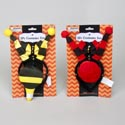 Costume 3pc Set Ladybug Or Bee Headband/tail/bowtie Hall Tcd