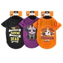Dog Costume Halloween Tee 3ast Prints 14.6 X 8.7in Hall/hdrcard