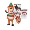 Cutout Jointed 36in Paper 4asst Christmas Icons Ea In Pb/header