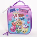 Lunch Bag Shopkins Soft Sided Cordura Insulated
