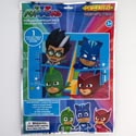 Art Boards Pop Outz Mystery Pk Pj Masks Peggable See N2