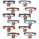 Reading Glasses Refill +1.25 Asst Styles-more Strengths Avail Plastic Frames