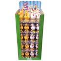 Gumball Dispenser Fancy Henny 80ct Shipper Dubble Bubble